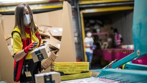 Post erhöht Paketpreise für Geschäftskunden