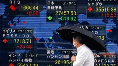 Asiatische Börsen stabilisieren sich trotz Sorgen um globales Wachstum