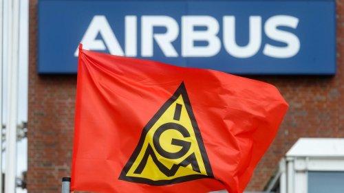 IG Metall: Verhandlungen mit Airbus gehen weiter