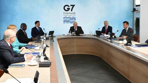 Kollektives Aufatmen nach Trump: Das sind die Beschlüsse der G7