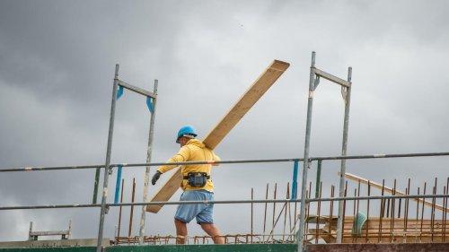 IG BAU fordert 5,3 Prozent mehr Geld für Baubeschäftigte
