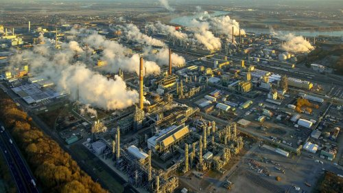Industrie gibt über 41 Milliarden Euro für Umweltschutz aus