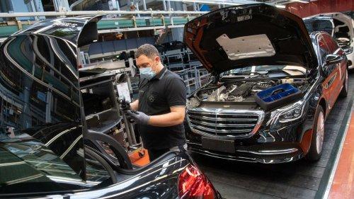 Daimler verlängert Kurzarbeit in Sindelfingen und Bremen