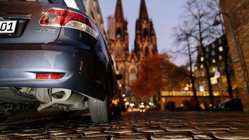 So teuer sind Parkplätze in Deutschlands Städten