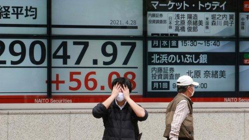 Asiatische Börsen zeigen sich trotz starker US-Wirtschaftsdaten schwächer