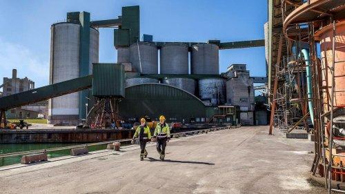 HeidelbergCement-Tochter kündigt Produktionskürzungen an – Rationierung der Zementlieferungen droht