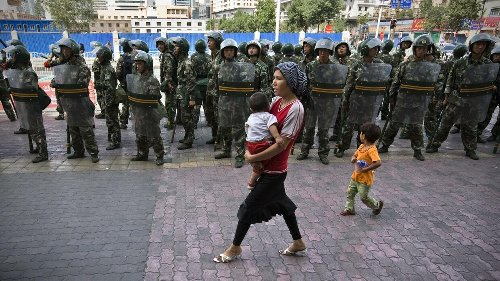 China warnt UN-Staaten vor geplanter Veranstaltung zum Umgang mit Uiguren