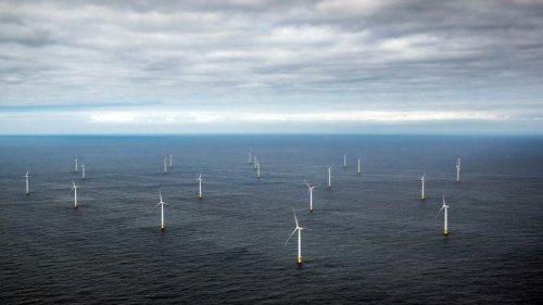 Energiekonzerne prüfen Wasserstofferzeugung in der Nordsee