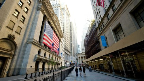 Nachlassende Zinserhöhungsängste stützen Wall Street