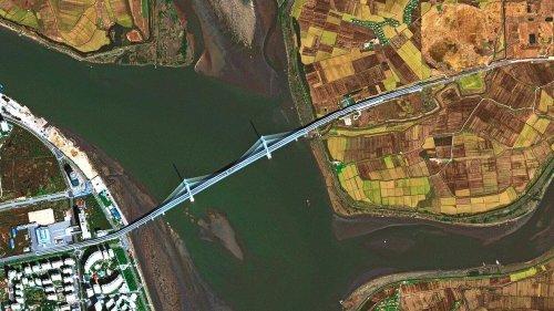 Die Brücke, die Nordkorea den Aufschwung bringen soll
