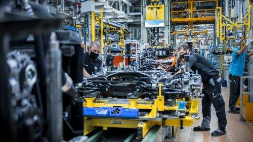Daimler führt wegen Chipkrise erneut Kurzarbeit im Werk Rastatt ein