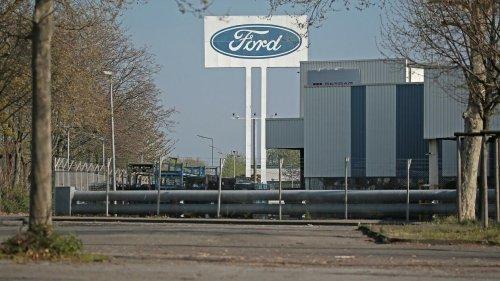 Ford muss Produktion in einigen Werken stoppen