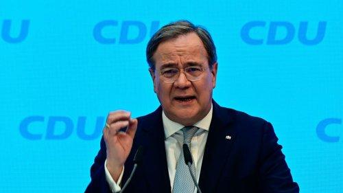Nur jedes fünfte CDU-Mitglied für Armin Laschet als Kanzlerkandidaten