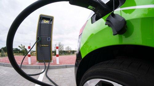 Jedes sechste Elektroauto stammt von deutschen Herstellern