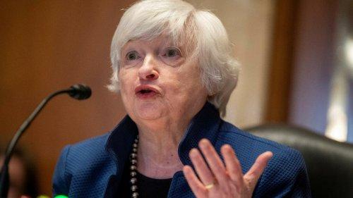 """Yellen droht im US-Schuldenstreit ab dem 2. August mit """"außergewöhnlichen Maßnahmen"""""""