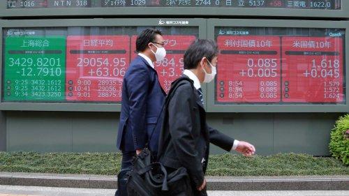 Asien-Börsen trotz positiver US-Daten ohne gemeinsame Richtung