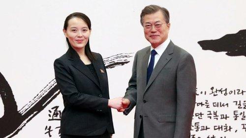Nordkorea zieht Gipfel mit Südkorea in Betracht