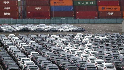 Britische Autoproduktion fällt September auf 40-Jahres-Tief