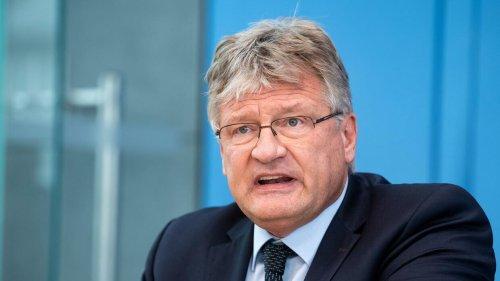 Jörg Meuthen will nicht mehr für AfD-Vorsitz kandidieren
