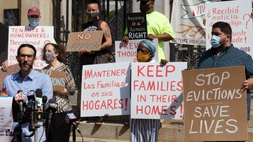Millionen Amerikaner leben in Angst vorm Rauswurf aus ihrer Wohnung