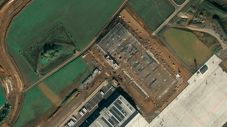Warum Alibaba am Flughafen Lüttich eine Logistik-Drehscheibe baut