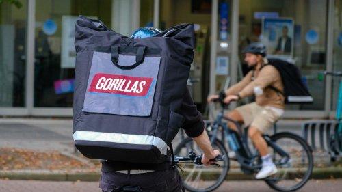 Delivery Hero steigt bei Lebensmittel-Lieferdienst Gorillas ein