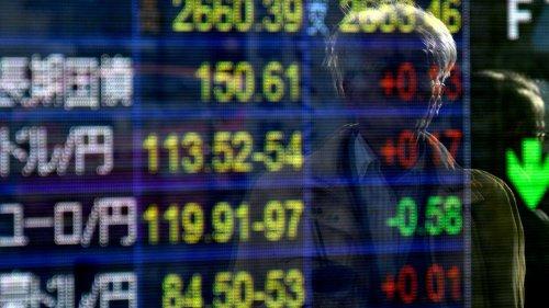 Virussorgen drücken Asien-Börsen