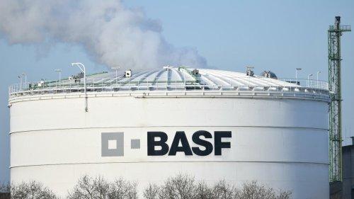 BASF vervielfacht Gewinn – und erhöht Jahresziele erneut