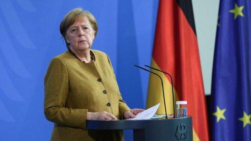 """Merkel: Bundeseinheitliche Notbremse """"ist überfällig"""""""