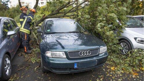 Sturmwarnung in Deutschland