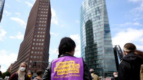 Niederlage für die Marktwirtschaft: Mehrheit der Berliner will Vermieter enteignen