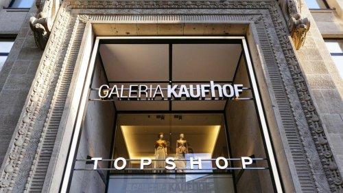 Galeria Kaufhof Karstadt und der Topshop-Reinfall