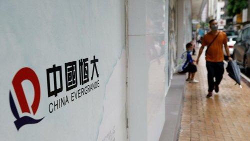 Krisenkonzern Evergrande leistet offenbar Zinszahlung für Yuan-Bond