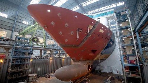 Einigkeit auf Meyer-Werft über Jobabbau: 450 Mitarbeiter müssen gehen