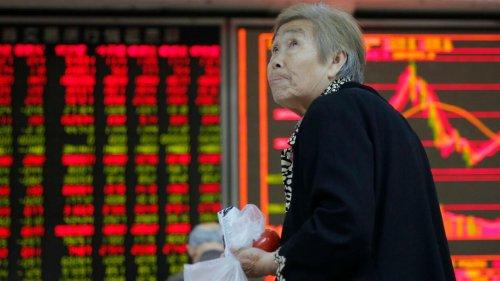 Chinas Konjunkturabkühlung bremst Asien-Börsen