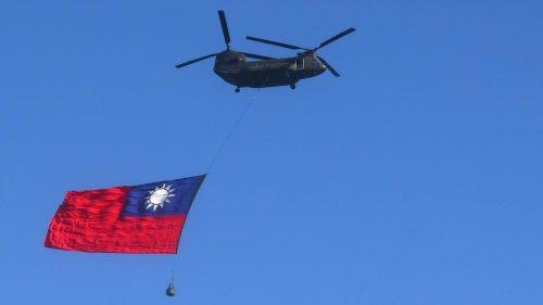 Taiwan: Spannung mit China so groß wie seit 40 Jahren nicht mehr