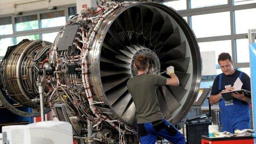 MTU Aero Engines sieht sich trotz Gewinnrückgangs auf Kurs