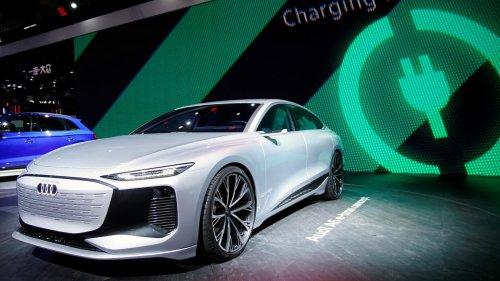 Audi macht sich hübsch für die Tesla-Fans