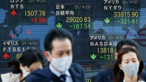 Anleger in Asien vor US-Inflationsdaten abwartend