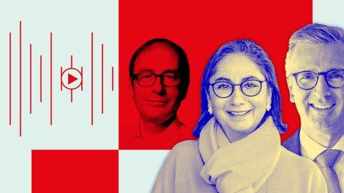 """Würth-Chefs Bettina Würth und Robert Friedman: """"Wir müssen irgendwie miteinander auskommen"""""""
