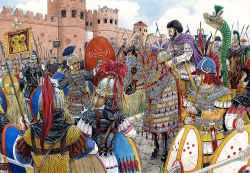 Great Ancient Military Strategists and Commanders