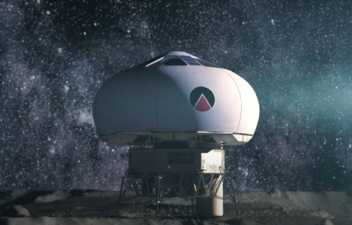 Inflatable housing start-up Spartan Space is preparing for lunar habitation