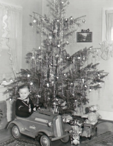 12 Retro Christmas Images That Will Touch Your Heart