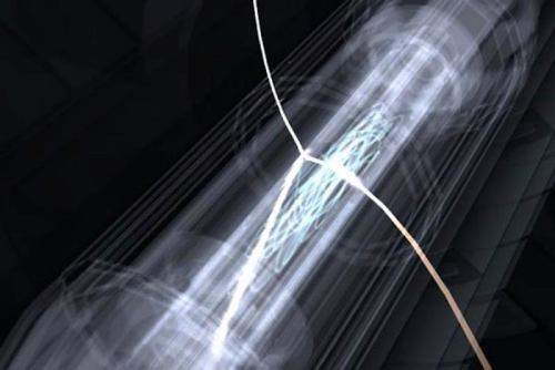 Physicists Have Figured Out How We Could Make Antimatter Out of Light