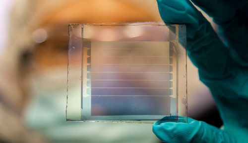 New solar cell design paves the way for windows that also provide solar power
