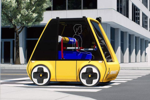 Meet Hoga, the electric car that you could assemble by yourself, at home
