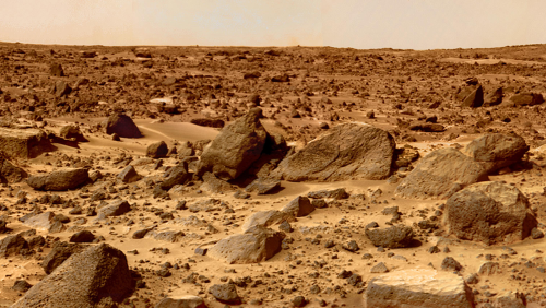 Rocks on Earth hint at the possibility of more hidden water on Mars