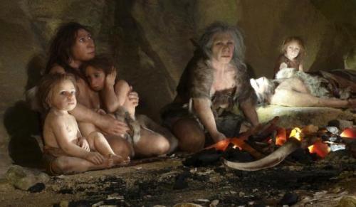 DNA analysis shows prehistoric humans mated with their cousins far less than modern man