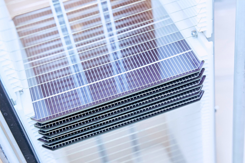 New material enables solar cells to convert more energy from sun