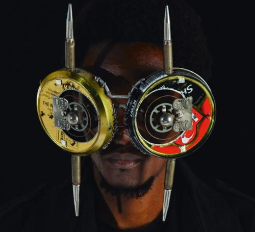 Introducing Cyrus Kabiru, The Kenyan Artist Turning Trash Into Eyewear Gold